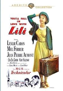 Lili by Leslie Caron