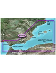 Garmin BlueChart VEU010R, Seeregion Spain, Mediterranean Coast