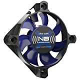 Noiseblocker XS-1 BlackSilentFan Lüfter (50x50x10mm)