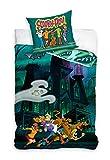 Scooby Doo Bettwäsche, 160 x 200 cm + 70 x 80 cm