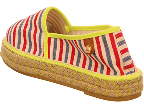 Tamaris Da.-Slipper 928MULTISTRIPES