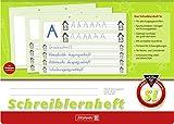 Schreiblernheft / Schreibheft LINEATUR SL (Din A4 - 16 Blatt / quer)
