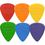 Dunlop Assortiment de 6 médiators en Nylon Midi