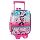 Non c'è nessuno più adorabile di Minnie Mouse, quindi uscire da casa con lei sarà il tuo miglior momento della giornata. Nella collezione Minnie Heart di Disney hai dalle mini bandoliere alle valigie, e più misure di zaini e custodie in cui puoi tras...