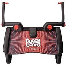 Buggy Board Lascal Schraube 4,5  zur Höhenverstellung rot für Buggy Board Maxi