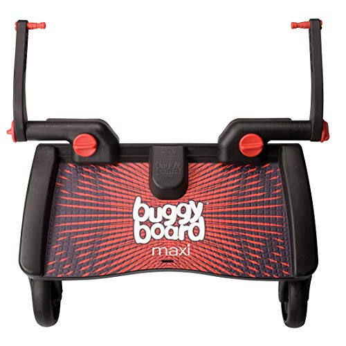 Lascal 2750 Buggyboard Maxi rot