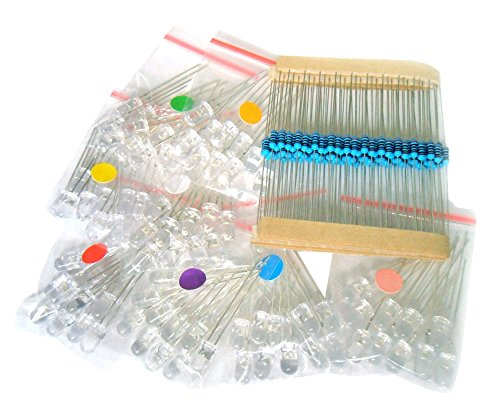 niceeshoptm-5mm-clear-led-light-emitting-diodes-assorted-lightpack-of-80pcs