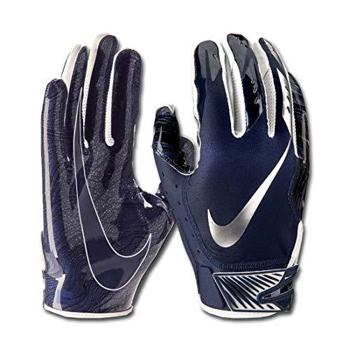 Nike Vapor Jet 5 American Football Handschuhe - College Navy - large