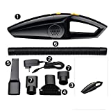 ABS Auto Staubsauger 12V Wireless Car Handheld 120W Home Hochleistungs-Wiederaufladbare Saugmaschine Spezial-390 mm * 110 mm * 90Mm