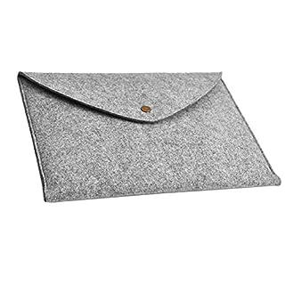 3c508341bf79b Filz Laptop Sleeve Laptoptasche Hülle Laptophülle Tasche für Notebook  Laptophülle Schutzhülle für 10-17 Zoll