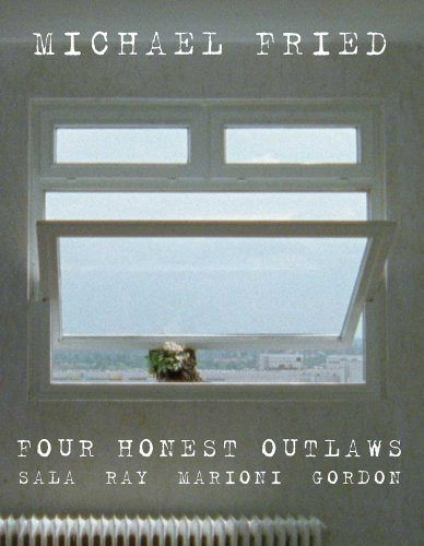 Four Honest Outlaws - Sala, Ray, Marioni, Gordon + Free DVD PDF Books