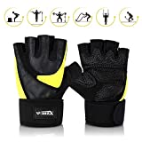 WOTEK Fitness Handschuhe Herren Damen Fahrradhandschuhe