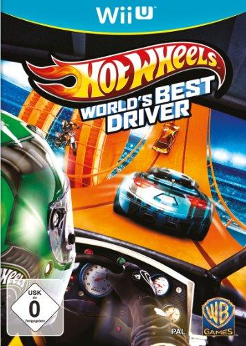 Hot Wheels: World's best driver (exklusiv bei Amazon.de) (Wii Hot Wheels Spiel)