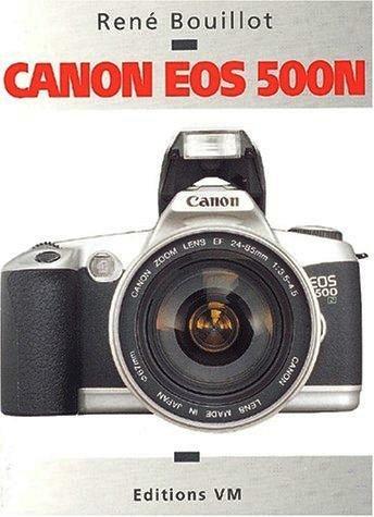 Canon EOS 500N (Guide de l'utilisateur)