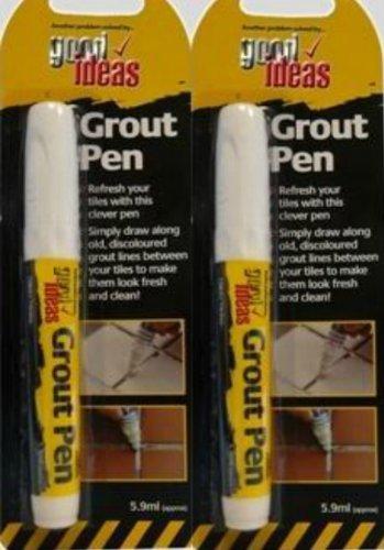 2-x-white-grout-pens-bathroom-kitchen-tiles