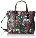 Oilily Damen Picnic Handbag Mhz Henkeltasche, Grün (green), 15x27x32.5 cm