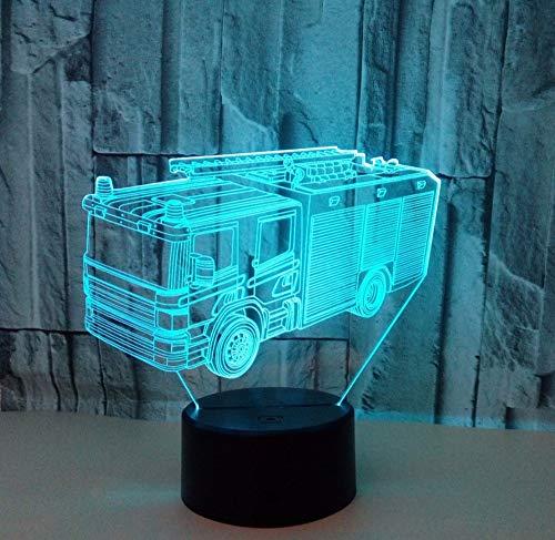 3D Illusion Lampe Led Nachtlicht Cooles Vatertagsgeschenk 3D Licht Neuheit Männer Schwarze Brille Led-Leuchten Schreibtisch Lampen Dekorationusb 7 Farbwechsel Lava Lichter, Stil C