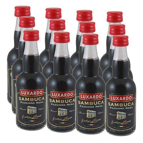 passione-nera-black-sambuca-5cl-miniature-12-pack