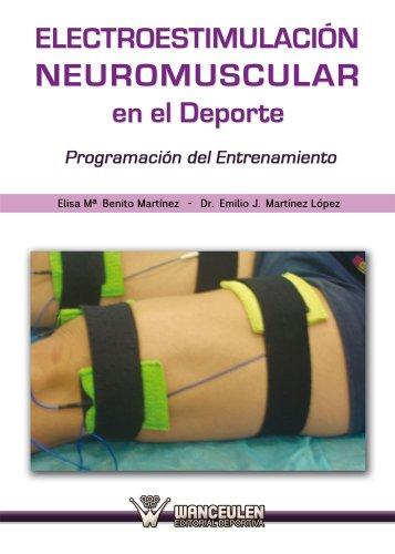 Electroestimulación Neuromuscular en el deporte: Programación del entrenamiento