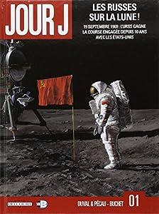 """Afficher """"Jour J n° 1<br /> Les Russes sur la lune !"""""""