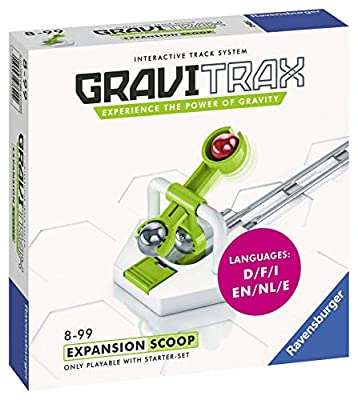 Ravensburger- GraviTrax Scoop Jeu de Construction, 4005556276202