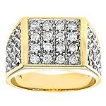 Ofertas Amazon para Bague - PR5074 DIAMOND - Anill...