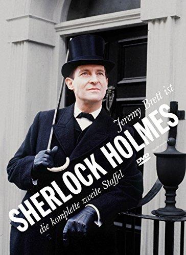 Neuesten Kostüm Männer - Sherlock Holmes - Staffel 2 [3 DVDs]