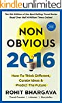 Non-Obvious 2016 Edition: How To Thin...