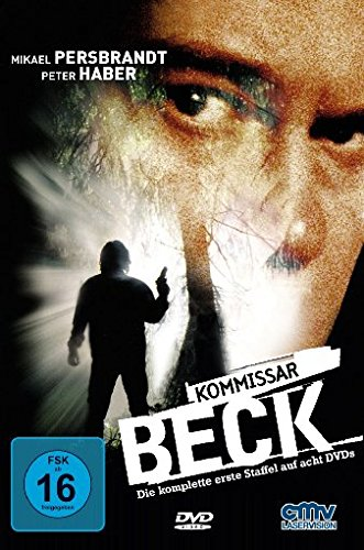 Kommissar Beck - Staffel 1 [8 DVDs] - Dvd Beck