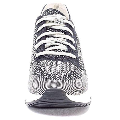Ash Lucky Knit Sneaker, Damen Marble/Schwarz
