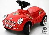 Best For Kids Top Auto Rutscher Blau oder Rot. Porsche Design (Rot)