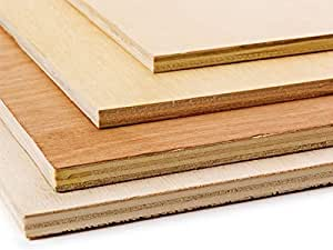15mm WPB legno compensato pannelli - (1220mm x 610mm)