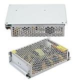 SODIAL(R) Universal 12V 8.5A 102W de conmutacion conductor de la fuente de alimentacion para LED 110-220V Gaza