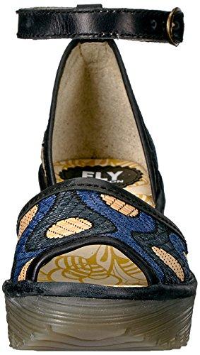 FLY LONDON YEJI708FLY Blau