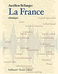 La France: Chroniques par Aurélien Bellanger