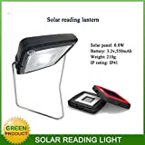 #7: Citra Led Solar rechargeable study table reading lamp with usb charging