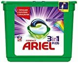 Ariel - Compact 3in1 Pods, Colorwaschmittel-Tabs