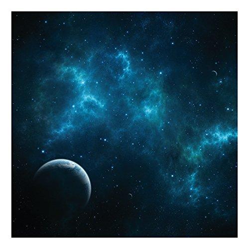 "Tapete ""Blue Nebula"" 91,5x91,5cm (3x3ft) para juegos de miniaturas Space Mat"