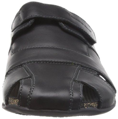 Panama Jack Fletcher C4, Chaussures basses homme Noir (Black nappa grass)