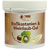 Rosskastanien+weinlaub Gel 250 ml