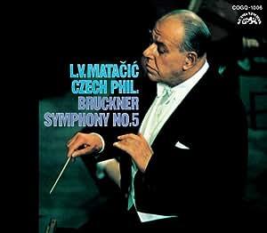 Bruckner:Symphony #5 [Limited] [Import allemand]