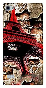 TrilMil Printed Designer Mobile Case Back Cover For Lenovo Vibe X2