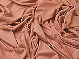 Minerva Crafts Plain Viskose & Lycra Stretch Jersey Knit