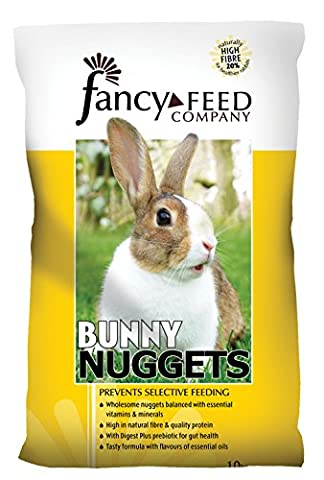 Fancy Feed Company Rabbit and Bunny Nuggets - 10 kg