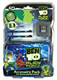 Cheapest Officially Licensed Ben 10: Alien Force DS Lite 9-In-1 Accessory Pack on Nintendo DS