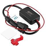 12 V Autoradio Signalverstärker Verbesserung Signal ANT-208 Auto FM Antenne Booster
