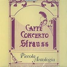 Piccola Antologia Pipistrello (1874) (ouv) Wiener Blut op 354 Valzer (Sangue viennese) Feuerfest op 269 Polka Schnell Carmen (1875) Fantasia per flauto e orchestra