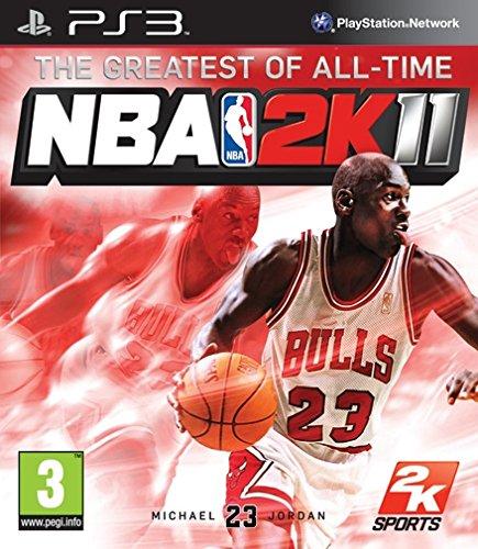 NBA 2K11 Michael Jordan (3D)
