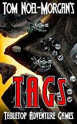 TAGs - Tabletop Adventure Games (Morgan Games Book 3)