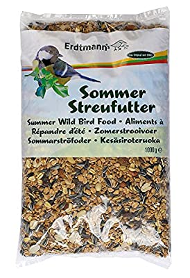 Erdtmanns Summer Wild Bird Food 1000 g - Pack of 15 by Christoph & Franz Erdtmann OHG